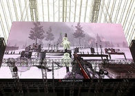 Indoor Rental Big Smd Led Screen Module P2.5 P3 P4 P5 P6 Die Casting Aluminum Cabinet