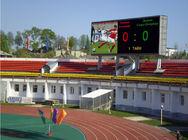 De Bonne Qualité affichage RGB conduit & Location visuelle 1R1G1B de mur du tableau indicateur P4.81 LED de la publicité de stade de sports disponibles à la vente
