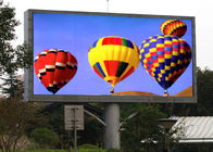 Outdoor Advertising LED Display Screen Outdoor & Indoor P5 / P6 / P8 / P10 1R1G1B SMD Full Color
