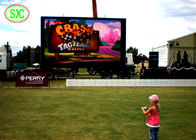 Full Color Large P5 Outdoor LED Display Screens Big TV Advertising LED Billboard