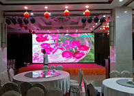 P8 Outdoor Stage LED Screens SMD RGB Full Color LED Display Module 256mmx128mm 1/4 Scan