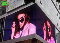 De Bonne Qualité affichage RGB conduit & La publicité commerciale imperméable LED de SMD examine l'affichage mené polychrome extérieur disponibles à la vente