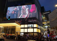 Curved Screen Led Advertising Billboards P4.81 RGB 1/13 Scan Mode High Refresh Rate 1920HZ