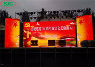 Outdoor Rental LED Display P6 Full Color 576x576mm Die Casting Aluminum Cabinet