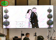 SMD 2121 Stage LED Screens Backdrops For Stage Wedding Planning Audio Visual