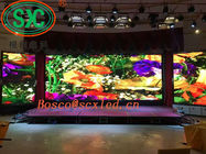 P3.91 Stage LED Screens High Brush Outdoor 500x500mm Die - Casting Aluminum
