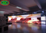 50Hz-60Hz Waterproof SMD LED Screen P4 Indoor Video Ads RGB Display Epistar 5V 40A
