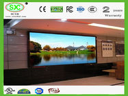 Ultra Thin P4 RGB 3 in 1 SMD LED Screen Aluminum Cabinets , High Resolution
