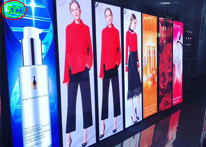 2.5mm HD Indoor Advertising Led Display Retail Shopping Centre 3840hz Refresh Rate