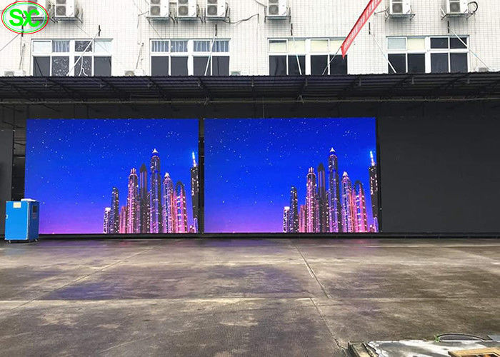 SMD LED panel p16 p10 p8 outdoor led display advertising video screen
