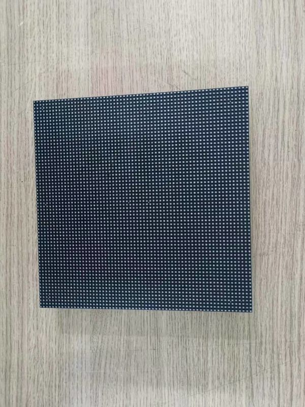 SMD2121 LED lamp 2.5mm pixel pitch full color ultra thin led display module With 64dots x 64dots Resolution